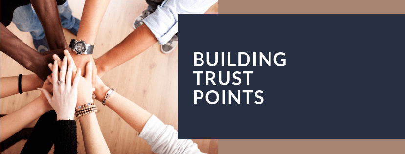 Building Trust Points