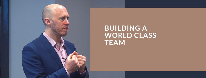 Building A World Class Team